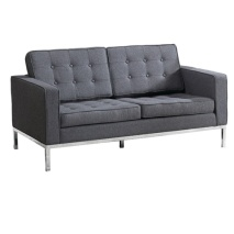 Florence Style Love Seat Sofa