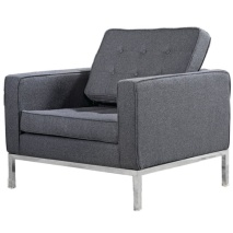 Florence Style Lounge Chair