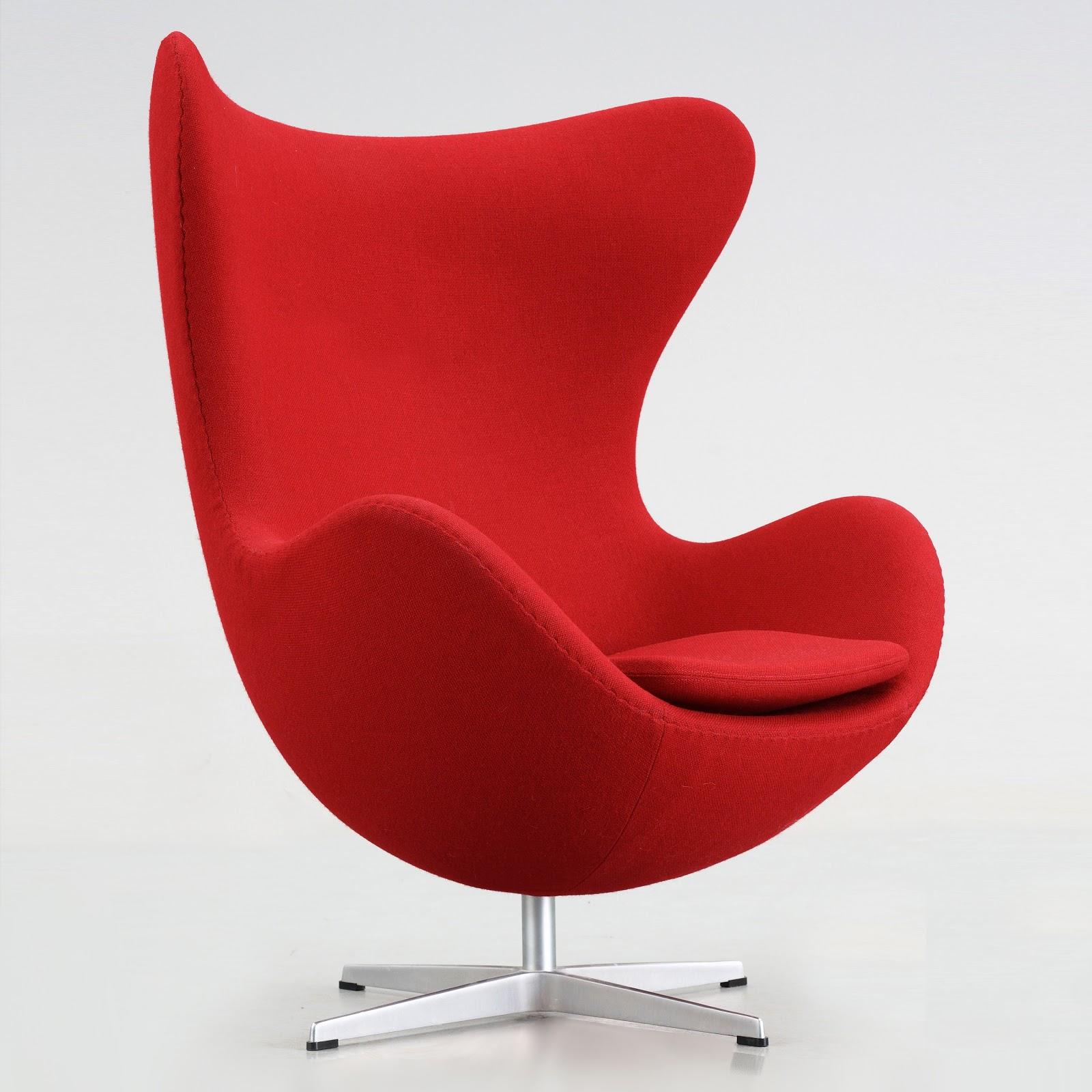 Arne Jacobsen Style Egg Chair Ny La